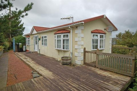 2 bedroom detached bungalow for sale - Midfield Caravan Site, Southgate, Aberystwyth