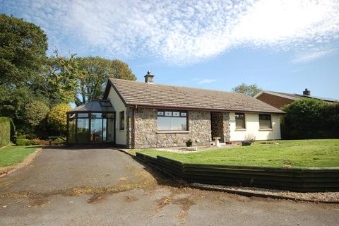 3 bedroom detached bungalow for sale - Capel Seion, Aberystwyth