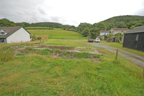 Plot for sale - Land Adjoining Frongoch, Tre'r Ddol, Machynlleth