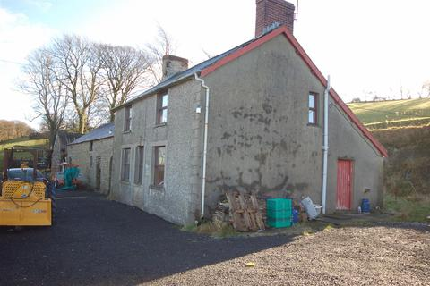 3 bedroom property with land for sale - Pisgah, Aberystwyth