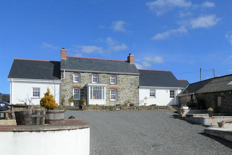 4 bedroom property with land for sale - Llanarth