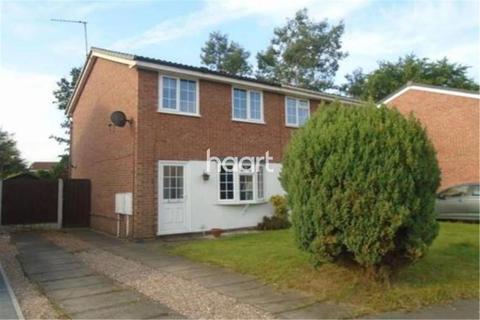 2 bedroom semi-detached house to rent - Cadwell Close, Alvaston. DE24