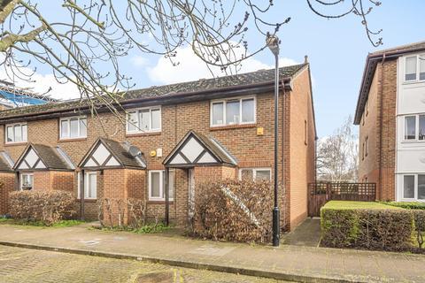 2 bedroom end of terrace house for sale - Peartree Avenue, Earlsfield