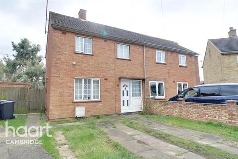 4 bedroom semi-detached house to rent - Humphreys Road, Cambridge