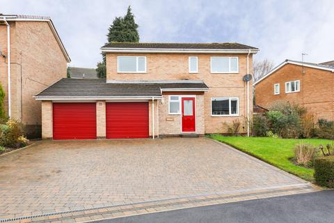 4 bedroom detached house for sale - Everard Avenue, Bradway