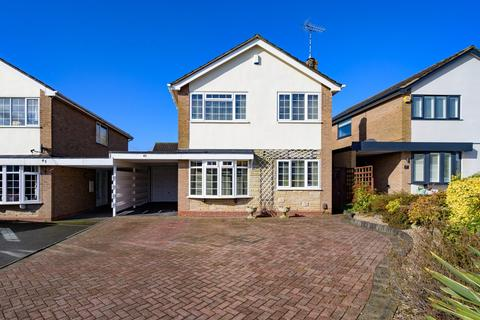 4 bedroom link detached house for sale - Copt Heath Drive, Knowle
