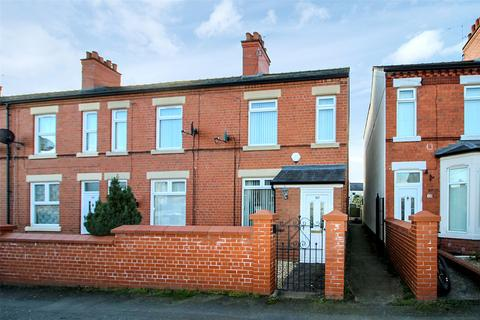 2 bedroom end of terrace house for sale - Benjamin Road, Wrexham, LL13