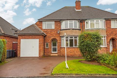3 bedroom semi-detached house for sale - Wakefield Close, Sutton Coldfield
