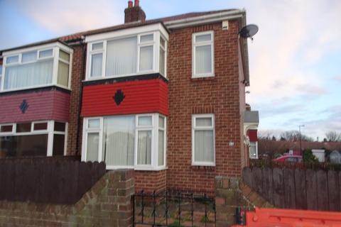 3 bedroom semi-detached house to rent - Druridge drive, Fenham