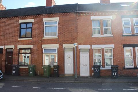 4 bedroom end of terrace house to rent - Shakespeare Street, Loughborough,