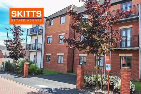 2 bedroom ground floor flat for sale - Rockford Place, Wolverhampton, WV2 2BN