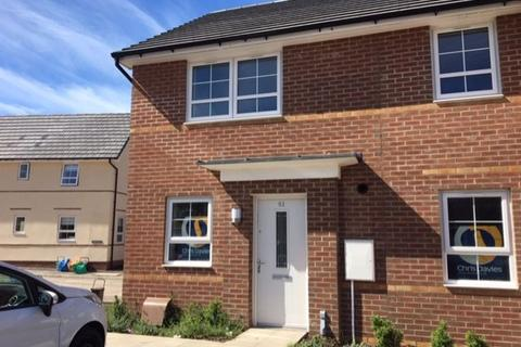 2 bedroom semi-detached house for sale - Cae Brewis, Llantwit Major