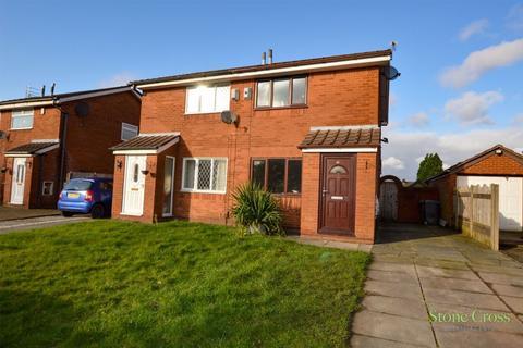2 bedroom semi-detached house for sale - Cottesmore Way, Golborne, WA3 3XJ
