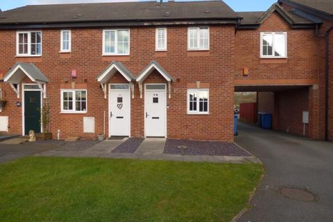 2 bedroom townhouse for sale - Lytham Close, Great Sankey, Warrington