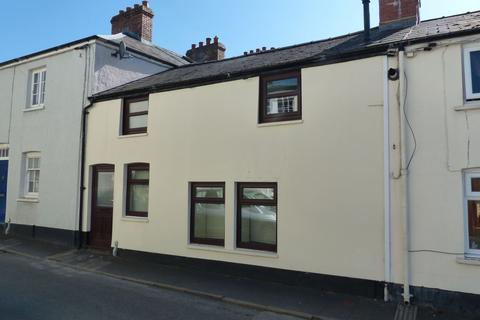 2 bedroom terraced house to rent - Charles Street, Brecon, LD3