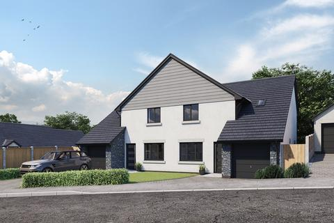 3 bedroom detached house for sale - Hoggan Park, Brecon, Brecon, LD3