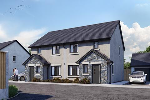 3 bedroom semi-detached house for sale - Hoggan Park, Brecon, Brecon, LD3