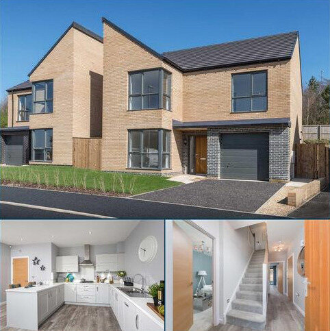 4 bedroom detached house for sale - Plot 92, The Birch at The Aspens, Mount Pleasant Road, Birtley, Tyne and Wear DH31F