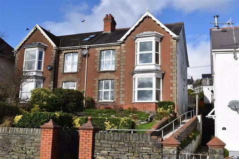 4 bedroom semi-detached house for sale - Brecon Road, Pontardawe