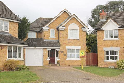3 bedroom detached house to rent - Darracott Close, Camberley, GU15