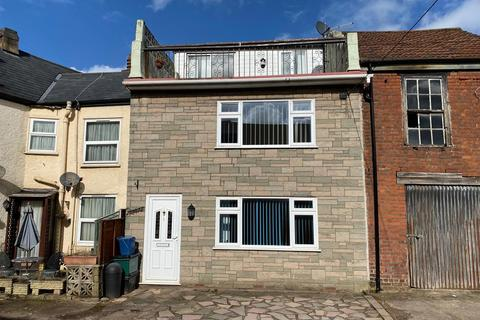 3 bedroom end of terrace house for sale - Cox`s Court, Park Street, Tiverton