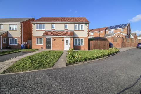 3 bedroom semi-detached house for sale - Redewood Close, Newcastle Upon Tyne