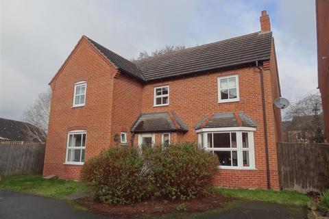 4 bedroom detached house to rent - Sisters Field, Wem, Shrewsbury