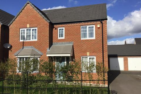 4 bedroom detached house for sale - Sandpiper Drive, Stafford, ST16 1FQ