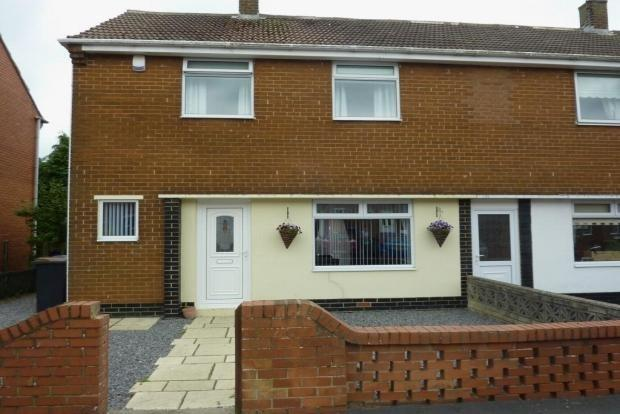 2 Bedrooms Terraced House for sale in HAZELDALE AVENUE, SHILDON, BISHOP AUCKLAND