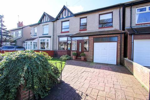 4 bedroom semi-detached house for sale - Stratford Avenue, Grangetown, Sunderland