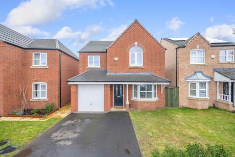 4 bedroom detached house for sale - Brindle Avenue, Binley, Coventry, CV3 1JG
