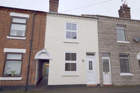 2 bedroom terraced house to rent - Alexandra Street, Stone, Staffordshire