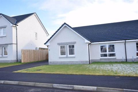 2 bedroom semi-detached bungalow for sale - Rowan Gardens, Conon Bridge, Ross-shire