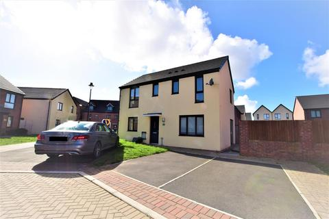 3 bedroom detached house for sale - Haven Walk, Barry