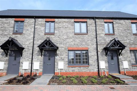 2 bedroom terraced house for sale - Campbell Court, St Nicholas, Vale of Glamorgan