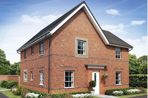4 bedroom detached house for sale - Plot 93, Alderney at Hawk Rise, Leadon Way, Ledbury, LEDBURY HR8