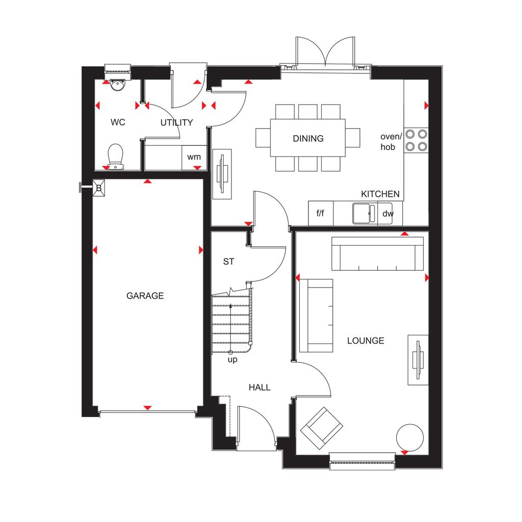 Floorplan 1 of 2: Dunbar GFMarch2020