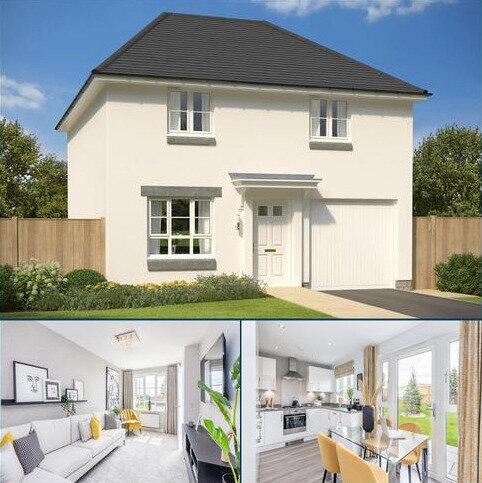 4 bedroom detached house for sale - Plot 172, Glenbuchat at Barratt at Culloden West, 1 Appin Drive, Culloden IV2