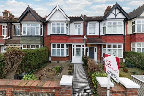 4 bedroom terraced house to rent - Wimbledon Park Road, Southfields