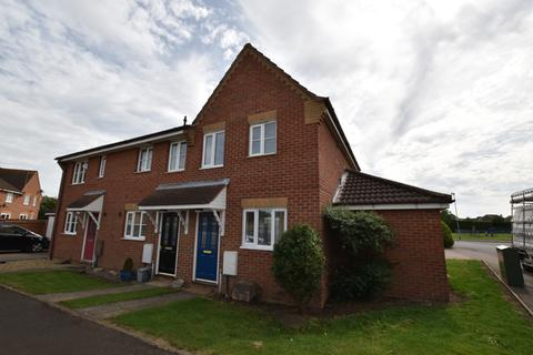 2 bedroom end of terrace house to rent - Burdette Grove, Whittlesey PE7