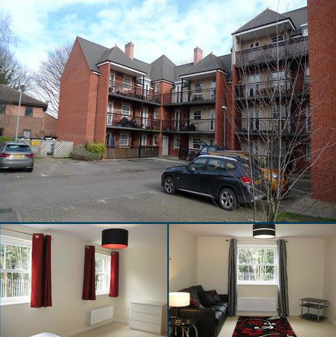 1 bedroom flat to rent - Ashby Grove, Loughborough LE11