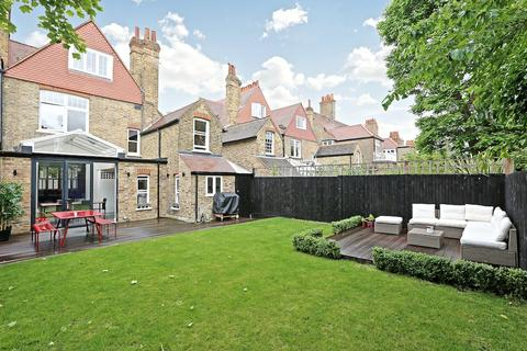 4 bedroom semi-detached house to rent - The Avenue, Chiswick, London, W4
