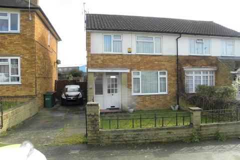 3 bedroom end of terrace house for sale - Long Readings Lane, Slough