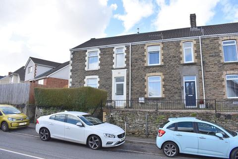3 bedroom end of terrace house for sale - Vicarage Road, Morriston, Swansea, City And County of Swansea. SA6 6DU