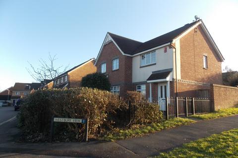 2 bedroom semi-detached house to rent - Westbury View, Peasedown St John, Bath BA2