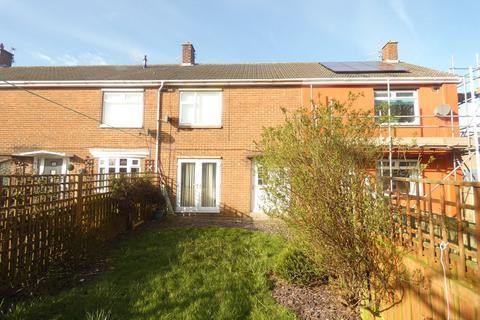 2 bedroom terraced house for sale - Hesleyside, Ashington, Northumberland, NE63 9QR