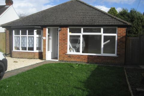 3 bedroom detached bungalow to rent - Pine Tree Avenue, Leicester LE5