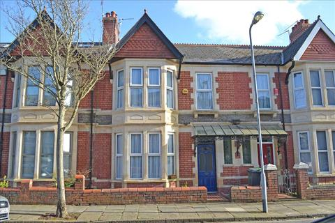 3 bedroom terraced house for sale - NEWFOUNDLAND ROAD, HEATH/GABALFA, CARDIFF