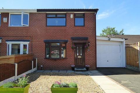 3 bedroom house for sale - Langland Close, Callands, Warrington