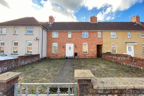 3 bedroom terraced house for sale - Salcombe Road, Knowle, Bristol, BS4 1AQ